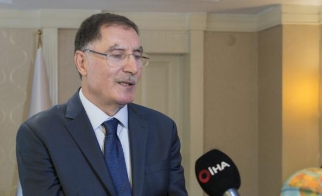"""Kamu Başdenetçisi Şeref Malkoç: """"Biz 15 Temmuz'da Fatih'in İstanbul'un fethindeki heyecanını gördük"""""""