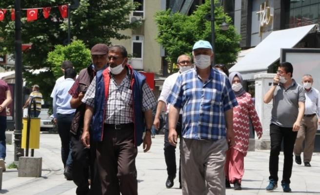 Karabük'te 46 günde Covid-19 vak'a sayısı 427'ye yükseldi