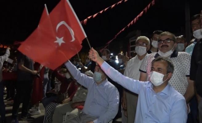 Kırıkkale'de '15 Temmuz Zaferi' etkinlikleri