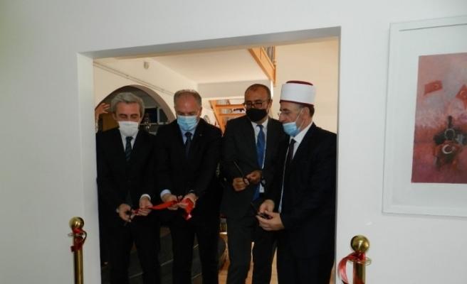 Kosova'da 15 Temmuz Şehitleri anıldı