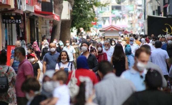 Kurban Bayramı alışverişi sokakları doldurdu