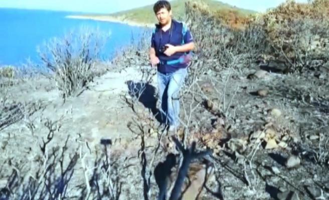 Maden Adası yangınının sabotaj olduğu iddiası