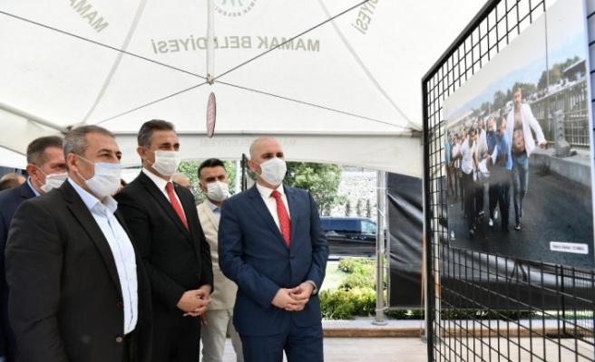 Mamak Belediyesinden 15 Temmuz Konulu Sergi