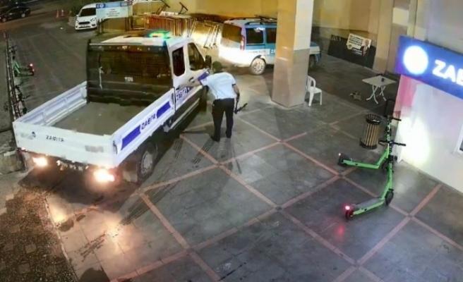 Mersin'de belediyelerin 'scooter' gerginliği