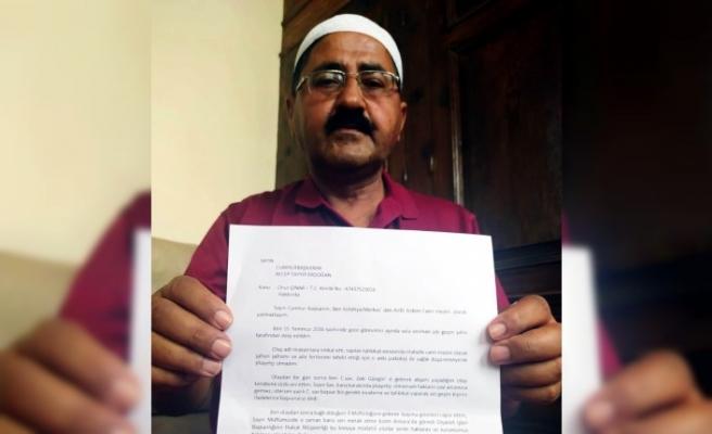 Müezzin Hüseyin Aydoğdu'nun 'gazilik unvanı müracaatı' reddedildi
