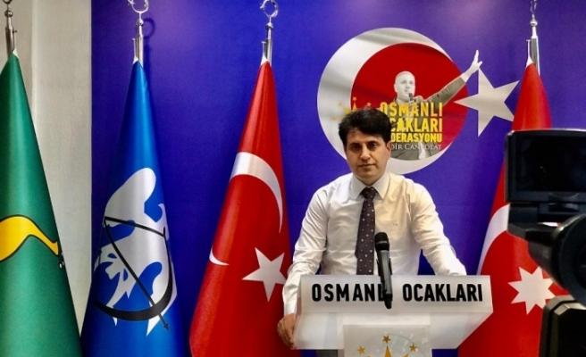 """Osmanlı Ocakları Genel Başkanı Canpolat: """"15 Temmuz'da ölümüne mücadele ettik"""""""