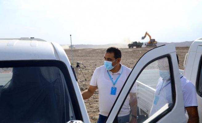 Özbekistan'da Çin otomobil fabrikası temeli atıldı