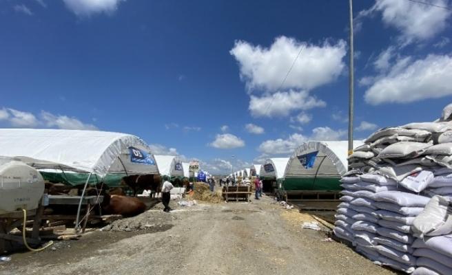 (Özel) Sultangazi'de karantina çadırı kurulacak