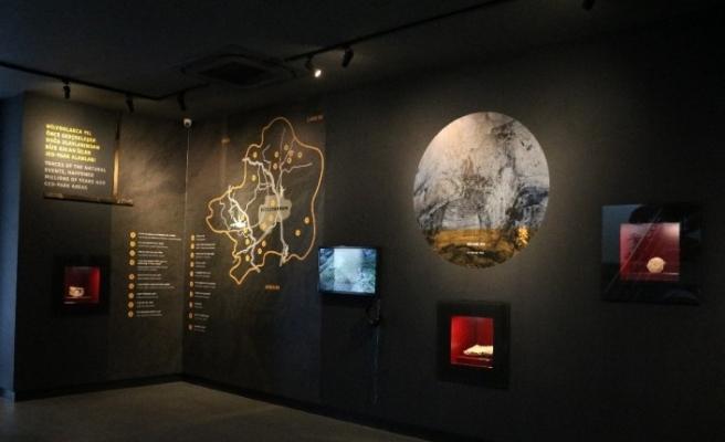 (Özel) Türkiye'nin ilk jeopark müzesi: Kızılcahamam