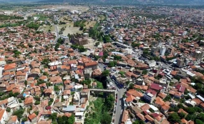Pergamon Antik Kenti'nin kalbi Selinos Antik Kanalı, yüzyıllar sonra yeniden gün yüzüne çıkıyor