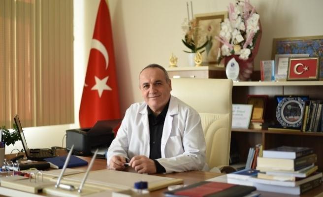 """Prof. Dr. Koç: """"Çocuklarla birlikte kamp yapın"""""""