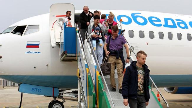 Rusya uçuşlarının detayları belli oldu