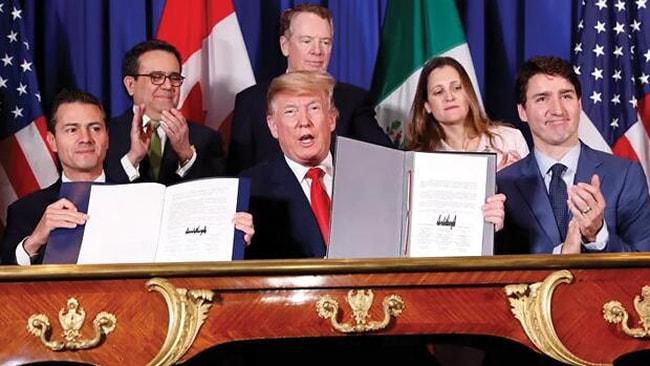 Son dakika... Kasım 2018'de imzalanan anlaşma yürürlüğe giriyor
