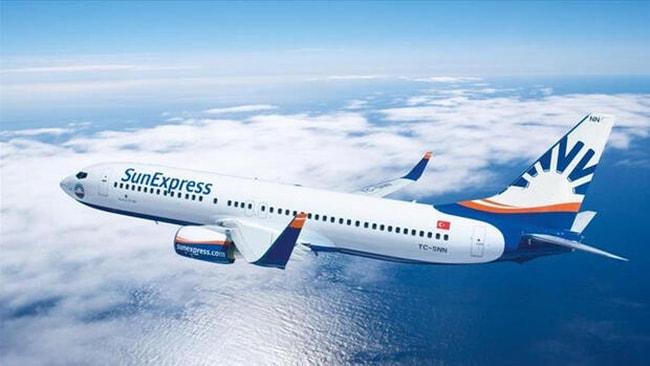 SunExpress Londra uçuşlarına başlıyor