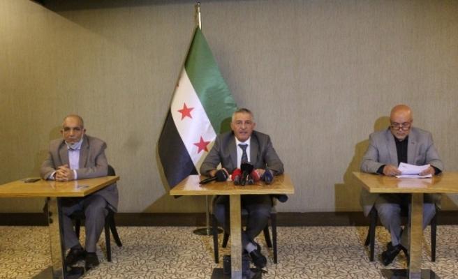 Suriye Bağımsız Kürt Rabıtası'dan Afrin Ofisi'ne yapılan saldırıya kınama