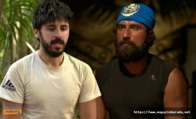 Survivor Yasin'den Tayfun'a Nisa Yorumu: 'Baban Haklıymış...'