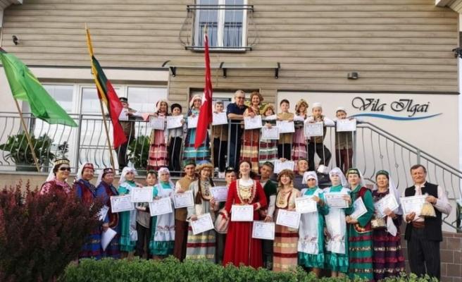 TİKA'dan Türk-Tatar ortak mirasına destek