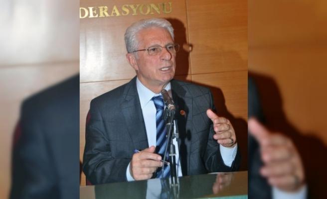 TŞOF Başkanı Apaydın'dan Kurban Bayramı açıklaması