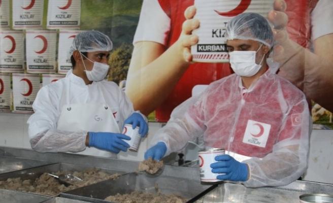 Türk Kızılay Genel Başkanı Kınık'tan kurban vekaleti uyarısı