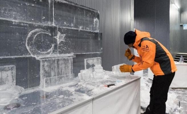 Türkiye'nin tek buz müzesi Erzurum'da açılıyor