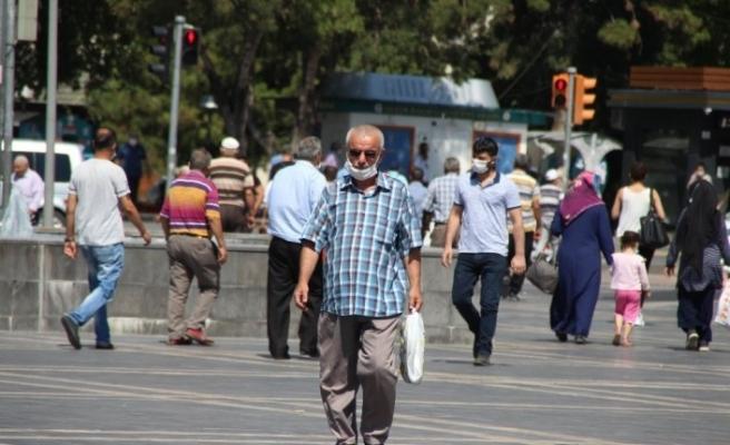 Vaka sayılarının arttığı Kayseri'de vatandaşlar 'maske' takmayanlardan dertli