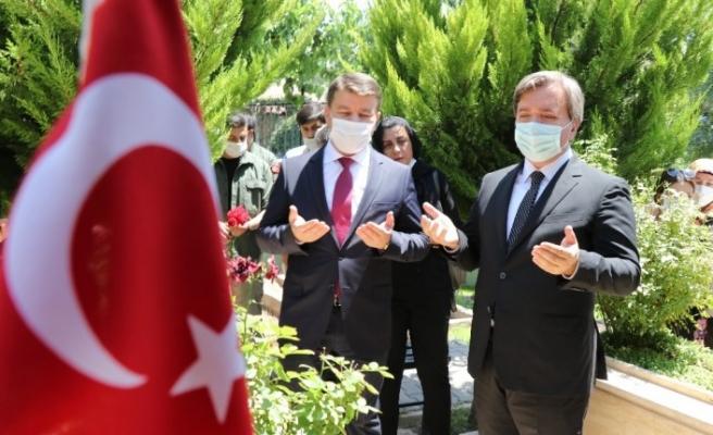 """Vali Aydoğdu: """"15 Temmuz bir milletin yeniden şahlanışa kalkışının adıdır"""""""