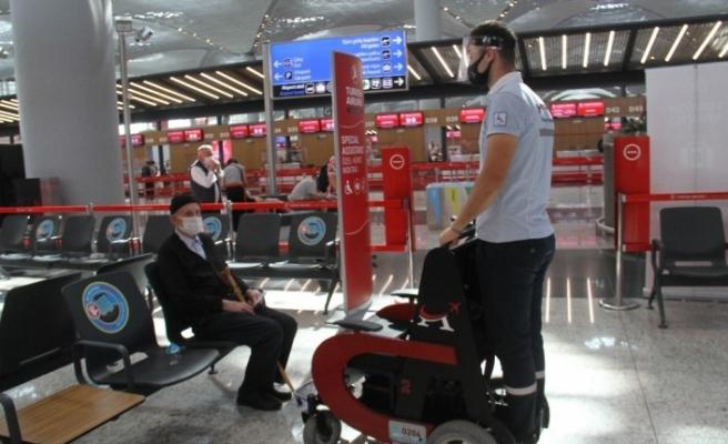 Yerli sağlık firması ABD'nin en gözde havalimanında hizmet vermeye aday
