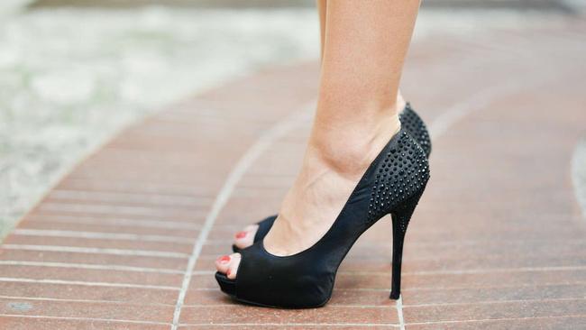 14 yıllık topuklu ayakkabı davası