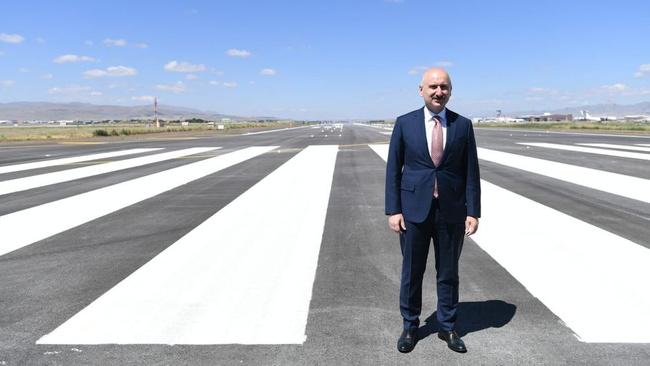 48 ülke ile uçuş trafiği sürüyor