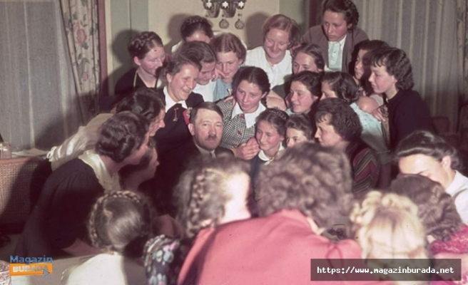 Adolf Hitler'in Gizli Tutmak İçin Adam Vurdurduğu Cinsel Sırları Deşifre Oldu