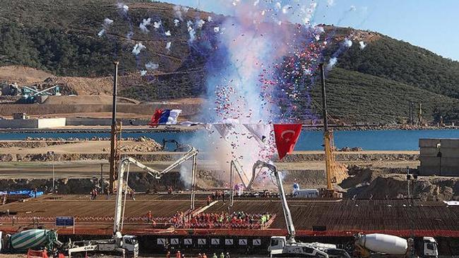 Akkuyu NGS'nin, Türkiye ekonomisine 70 milyar dolar vergi geliri sağlaması öngörülüyor