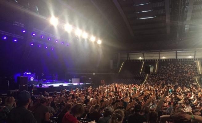 Almanya'da konser düzenlendi, Covid-19 yayılma riski araştırıldı