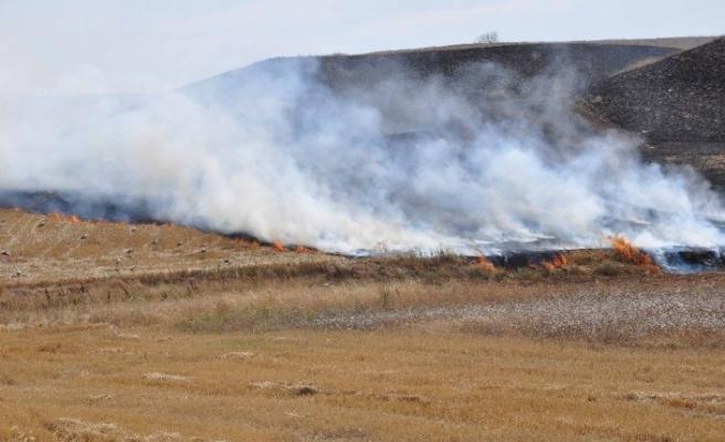 Ankara itfaiyesi, piknikçileri yangın ve boğulma tehlikesine karşı uyardı