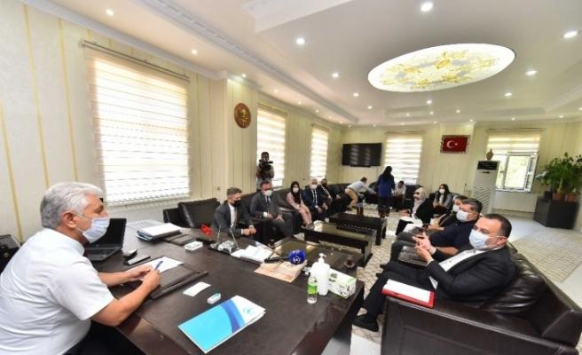 Ankara Kent Konseyi, belediyeler ve STK'lar Tuz Gölü için devrede