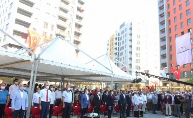 Antalya'da Kepez Santral Mahallesi Kentsel Dönüşümde ilk anahtar teslim sevinci