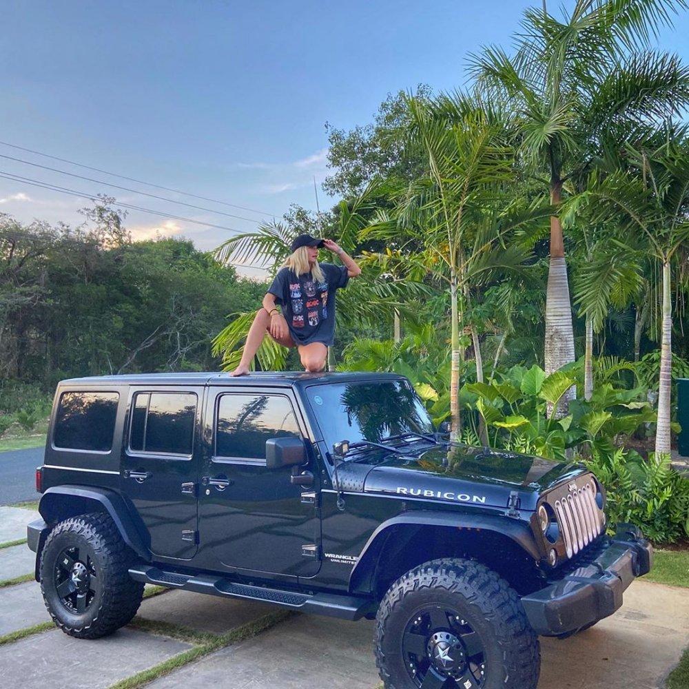 aycan yanaç wrangler rubicon jeep