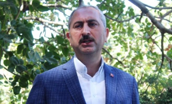 """Bakan Gül: """"Kadına şiddet bir terör eylemidir"""""""