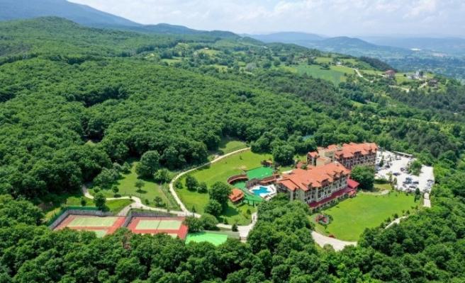 Bolu'da bayrama ümit bağlayan otellerdeki doluluk oranı yüzde 50'lerde kaldı