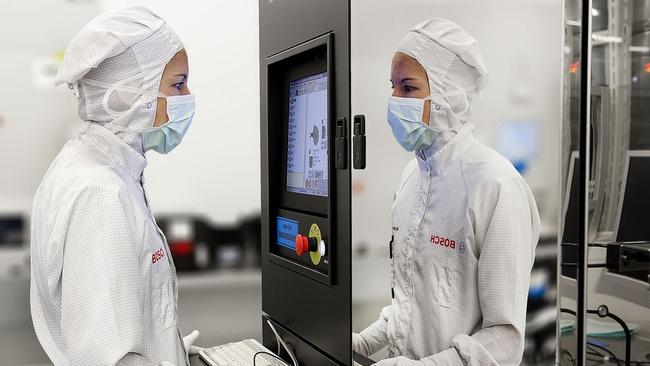 Bosch, 5G testlerini başlatıyor
