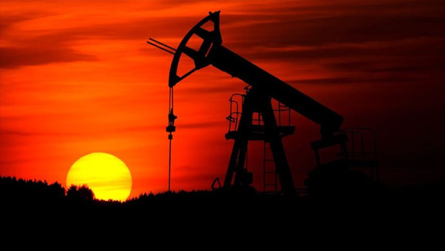 Brent petrol 45 dolar sınırında
