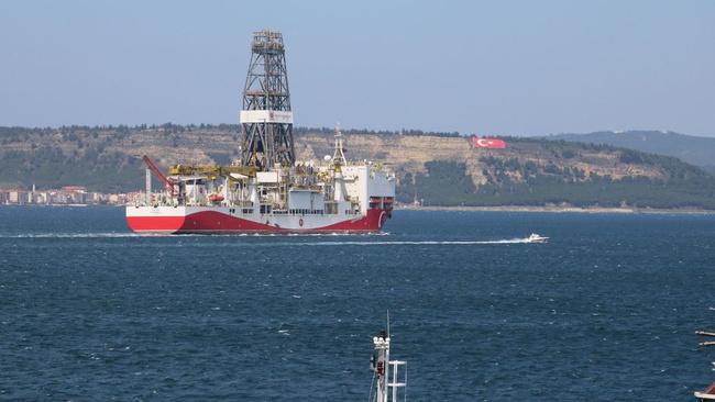 Chevron aradı bulamadı gaz hakkı TPAO'nun