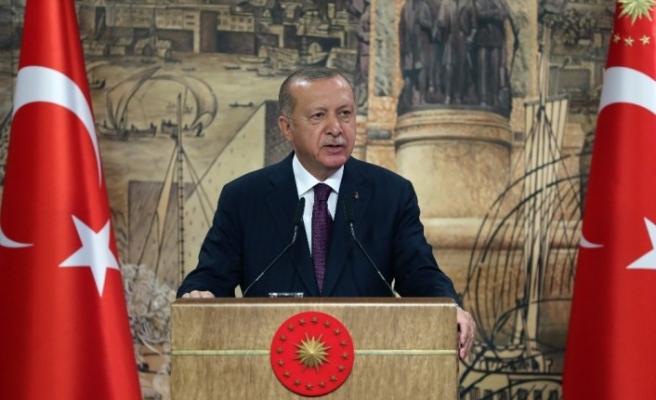 """Cumhurbaşkanı Erdoğan müjdeyi açıkladı: """"Karadeniz'de doğalgaz bulundu"""""""