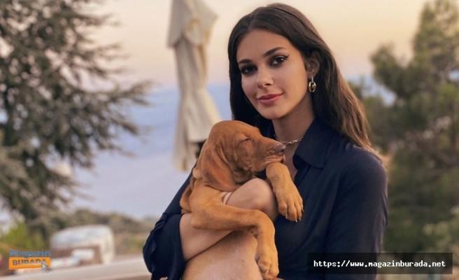 Defne Samyeli'nin Kızı Deren Talu'dan Aşk İlanı!