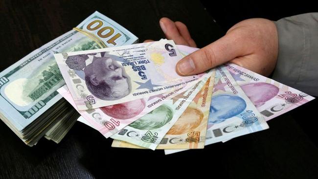 Dolar 7.40'ı test ediyor