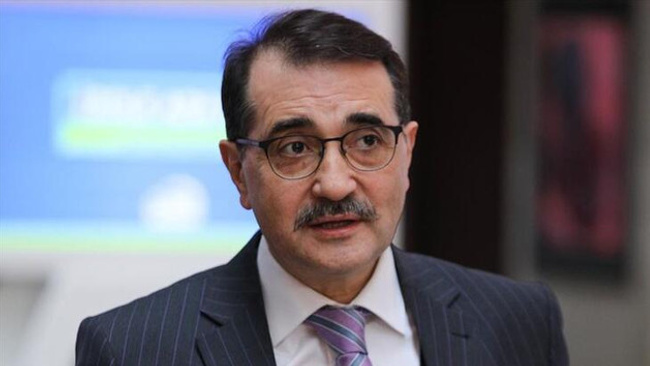 Enerji Bakanı Dönmez: 2 aya kadar yeni müjde gelebilir