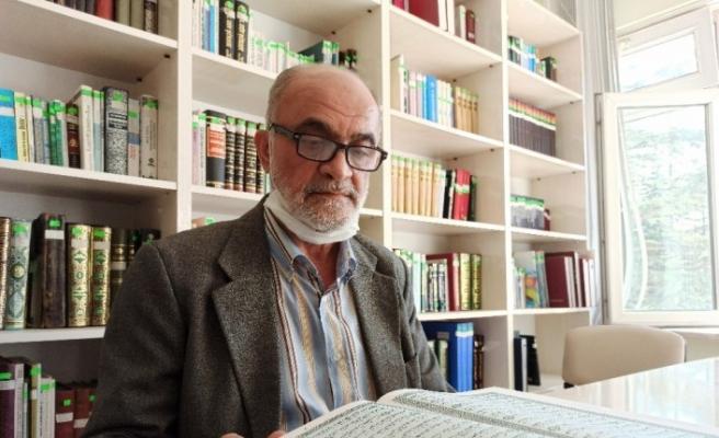 Eskişehir'de 7 gün 24 saat canlı Kur'an-ı Kerim okunmaya başlandı
