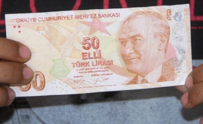 Hatalı basım 50 lirası için teklif bekliyor