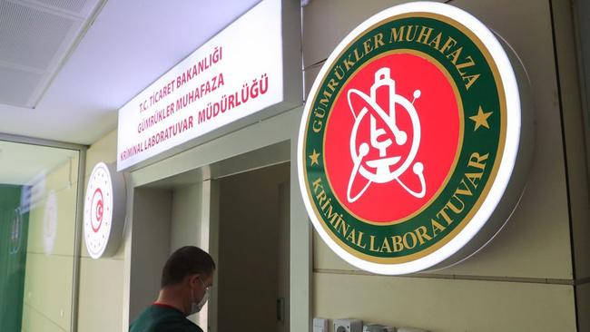 İlk 'Kriminal Laboratuvar' hizmete hazır