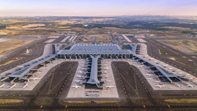 İstanbul Havalimanı ilki gerçekleştirdi