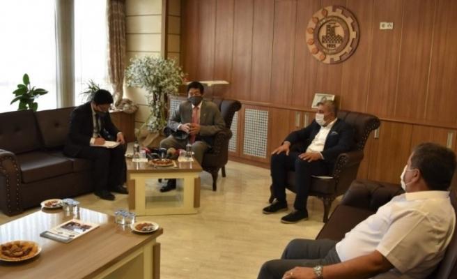 Japonya Büyükelçisinden Akdeniz'de diplomatik çözüm önerisi